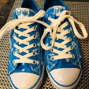 Lucien Pellat-finet canvas shoes unisex